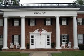 University of Alabama Interfraternity Council Delta Chi
