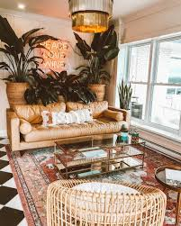 100 Modern Home Interior Ideas 16 Bohemian Design Decor Pinterest
