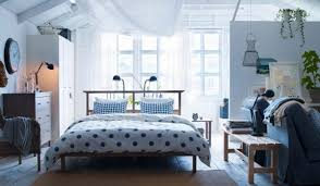 Ikea Edland Bed by 10 Ikea Bedrooms You U0027d Actually Want To Sleep In