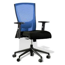 modern office chair blue by unique furniture
