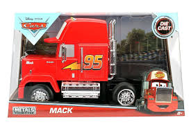 1:24 Disney Pixar CARS Mack Truck | Disney | Disney Pixar Cars, Jada ... Amazoncom Cars Mack Track Challenge Toys Games Disney Pixar 2 2pcs Lightning Mcqueen City Cstruction Truck Applique Design Super Playset The Warehouse Mac Trucks Accsories And Hauler Mcqueen Disney 3 Turbo Lowest Prices Specials Online Makro Cars Mack Truck Simulator Bndscharacters Products Disneypixar Tour Is Back To Bring More Highoctane Fun Big 24 Diecasts Tomica Jual Trending Mainan Rc Container The Truk Mcqueen Transporter