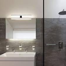 led spiegelleuchte bad beleuchtung schminklicht badezimmer