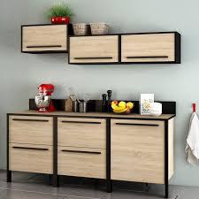 kuechenzeile stavarn i 6 teilig küchen möbel moderne
