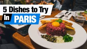 what cuisine food tour 5 dishes to try in try