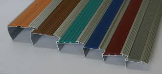 Wood Stair Nosing For Tile by Ceramic Tile Stair Nosing Stair Nosing For Tile Plastic Stair Nose