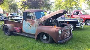 100.7 Cool FM Windsor | 1954 GMC Rat Rod Pickup Truck