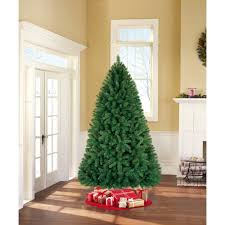 Costway 8 Ft Pre Lit Artificial Christmas Tree W 450 Led Lights With 65
