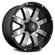 REMINGTON® 8-POINT Wheels - Satin Black With Machined Face Rims ... 4 Dodge Truck Van 16 8 Lug Chrome Wheel Covers Rim Full Hub Caps Wheels Aftermarket Truck Rims 4x4 Lifted Weld Black Rhino Armory In Gun For 0719 Jeep Wrangler Jk Jl A2i American Racing Ar172 Baja Polished 16x8 8x65 0mm Off Road Classifieds 18 Method Lug Ford Set Forged Guide 8lug Worx 803 Beast Ultra Dorman Center Cap Chevy Gmc Suv New American Force Bandit Custom Finish Collection Fuel Offroad By