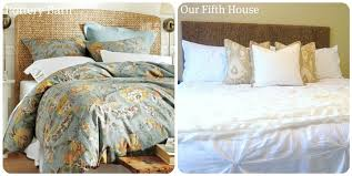 rope headboard tutorial our fifth house