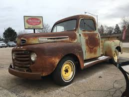 TomCarp » Project: 1950 Ford F1 Pickup – Classic Recollections 1950 ... Jeff Davis Built This Super 1950 Ford F1 Pickup In His Home Shop Truck With An Audi Rs6 Powertrain Engine Swap Depot 1950s Ford For Sale Ozdereinfo The Color Urbanresultvehicle Pinterest Farm New Of 36 Craigslist Stock Drop Dead Customs My F1 4x4 Wheels And Trucks Review Rolling The Og Fseries Motor Trend Canada 1948 1949 Ford Truck Cabover Glass Classic Auto New Pickup Sri Bad Ass Street Car Spotlight Drag Youtube