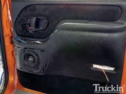 100 Truck Speakers 1997 Chevy Silverado Audio Upgrades HushMat Ultra Sound Deadening