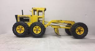 VINTAGE ROAD GRADER Yellow Pressed Metal Tonka Truck Construction ... Toyota Hilux Tonka Truck Behind The Wheel Amazoncom Toughest Mighty Handle Color May Vary Real Life Album On Imgur Made A Reallife And Its Blowing Our Childlike Large Metal Dump Huge 42cm Sandpit Cstruction Vehicle Ford Built Based 2016 F750 W Trex A 11 Scale Big Boys Toy Off Road Xtreme Dump Truck Becomes Big Draw At Science City The Kansas Rusty Metal Tonka Trucks Nostalgia Mantique Colctiblestonka Allied Van Lines Fords Youtube