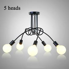Vintage Ceiling Lights Modern Light Fixtures LED Lamps Home