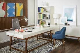 West Elm Scoop Back Chair Assembly by Modern Executive Desk Modern Collections West Elm Workspace