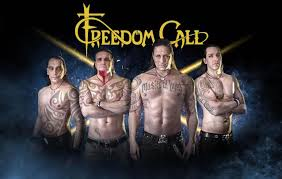 FREEDOM CALL To Release Master Light Album In November