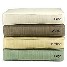 Patio Furniture Cushions Sunbrella by Best 25 Sunbrella Outdoor Cushions Ideas On Pinterest Cushions