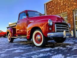 100 1953 Gmc Truck GMC 3100 GAA Classic Cars