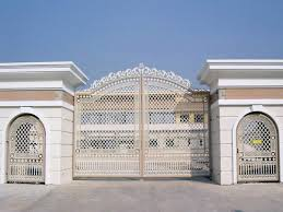 Modern Design Of Iron Gate, Home Gates Designs House Gate Designs ... Front Doors Gorgeous Door Gate Design For Modern Home Plan Of Iron Fence Best Tremendous Rod Gates 12538 Exterior Awesome Entrance And Decoration Using Light Clever Designs Homes Homesfeed Hot Simple In Kerala Addition To Firstrate 1000 Ideas Stesyllabus Concrete Driveway Automatic Openers With