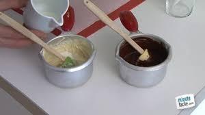 decoration patisserie en chocolat pâtisserie faire des décors au chocolat minutefacile