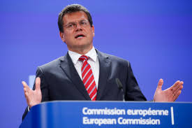 100 Sefcovic Efovi Warns Energy Firms Over Nord Stream II Participation POLITICO