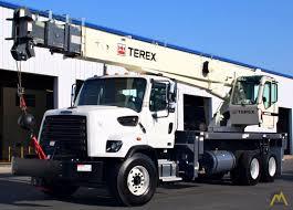 Terex RS 70100 35-Ton Boom Truck Crane For Sale Trucks & Material ...