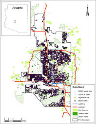 bined impacts of highways and light rail transit on residential