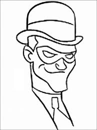 Coloring Page Batman Printable Book Sheet Online For