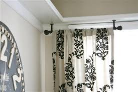 Umbra Curtain Rods Instructions by Terrific Umbra Double Curtain Rods Large Size Of Coffee Different