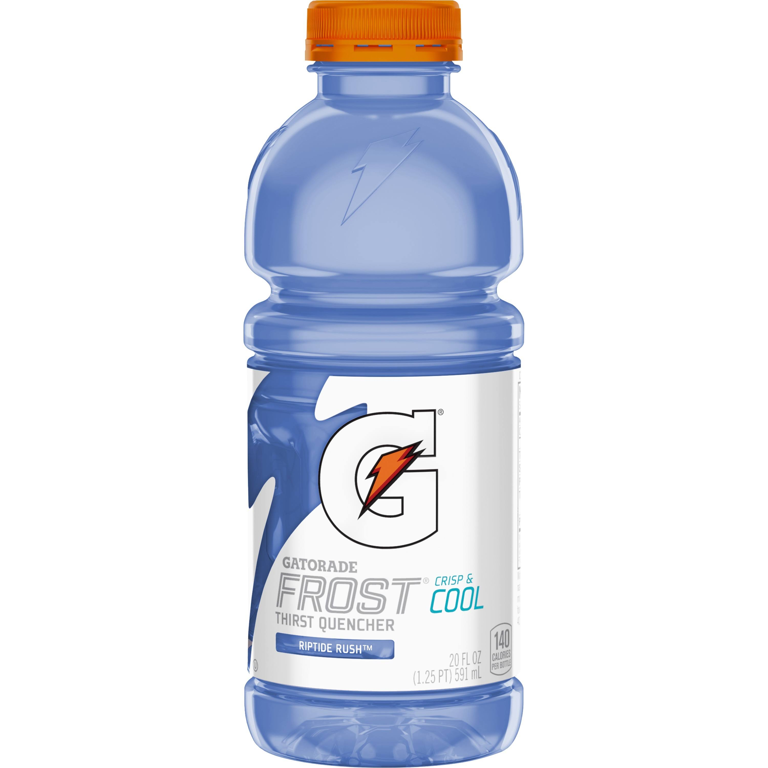 Gatorade G Series Perform Thirst Quencher Sports Drink - Frost Riptide Rush, 20oz