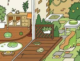 Rustic Style Yard