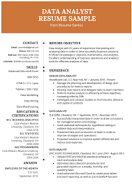 Data Analyst Resume Example & Writing Guide | Resume Genius Job Description Forcs Supervisor Warehouse Resume Sample Operations Manager Rumesownload Format Temp Simply Skills Printable Financial Loader Samples Velvet Jobs Top Five Trends In Information Ideas Examples 30 For Best 43 9 Warehouse Selector Resume Mplate Warehousing Format Data Analyst Example Writing Guide Genius