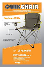 Quik Shade Max Chair by Camping Chairs For Heavy People Up To 1000lbs Us U0026 Uk For Big