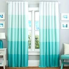 Brown And Teal Living Room Curtains by Creative Aqua Curtains Living Room Turquoise Window Curtains In
