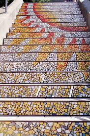 16th Ave Tiled Steps Project by The 16th Avenue Tiled Steps I Decided To Make A Circus Just For