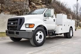 2006 Ford F650 4x2 Service Truck - Custom Truck One Source