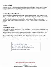 Vice President Resume Cover Letter Bank 100 For Of