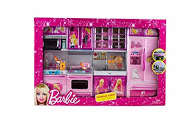 Buy Barbie DreamHouse Kitchenlarge Size Online At Low Prices In