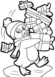 Cute Christmas Coloring Sheets K