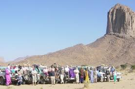 تقرير عن مدينة تمنراست.جوهرة السياحة الجزائرية* جمال بلادي الجزائر.حصرياااا.