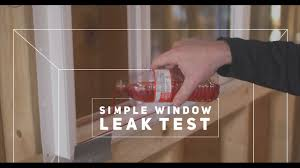 Vycor Deck Protector Or Vycor Plus by Do Your Windows Leak Simple Test To Use Before You Install Them