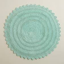 Mint Green Bathroom Rugs by Perfect Nice Round Bathroom Rugs Round Bath Rug Rugs Decoration