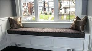 Window Bench Seat Window Seat Storage Bench Cushions Window Bench