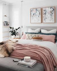 rosa schlafzimmer ideen lizclim