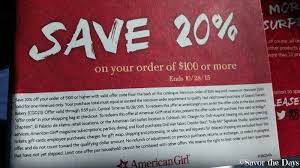 American Girl Coupon Code 20 - Coupon Trivia Crack Globo Coupon 2018 Coupons For Avent Bottles Crystal Castles Code Hertz Upgrade Promo Codes Target Free Shipping Knorr Selects Coupons Deals Cudo Daily Melbourne Rental Car Codes Geico Hertz Expired Insert List Chabad Discounts Publications Facebook Sonic Electronix Kicker Locations What Are The 50 Shades Of Grey Books Honey Nut Cheerios Printable Sony Outlet Promotion Cocos Arroyo Grande Flight Ticket Roosters Mens Grooming