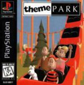 Theme Park - PlayStation 1