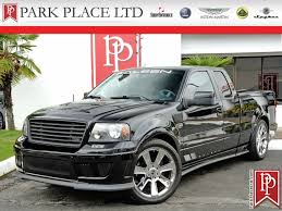 100 Ford Saleen Truck 2007 S331 Supercharged F150 Lariat 1FTPX12557NA33520