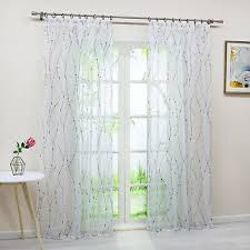 gardinen mit kräuselband schlaufen ösen vorhänge
