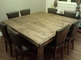 Lovable Reclaimed Wood Square Dining Table 17 Best Ideas About Tables On Pinterest Custom