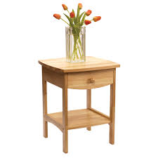 South Shore Libra Double Dresser With Door by Amazon Com Winsome Wood End Table Night Stand With Drawer And