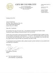 Business Letter With Cc